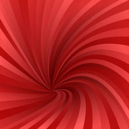 asymmetrical: Red color abstract asymmetrical vortex design background