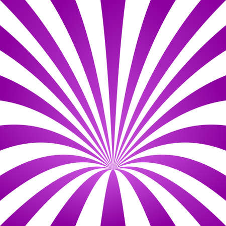 purple abstract background: Purple color abstract striped cone design background