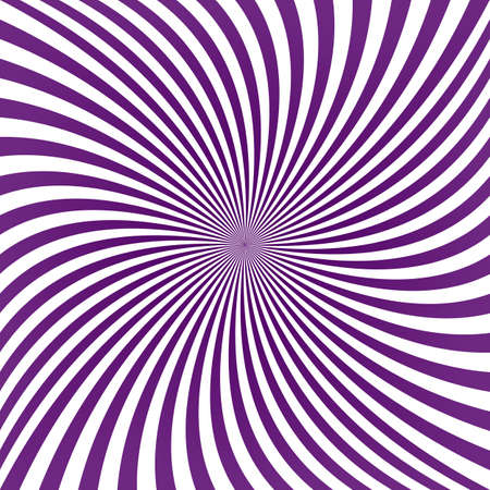 Purple color abstract twirl pattern background design