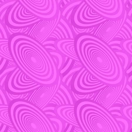 elipse: Magenta de color abstracto elipse Modelo incons�til del fondo