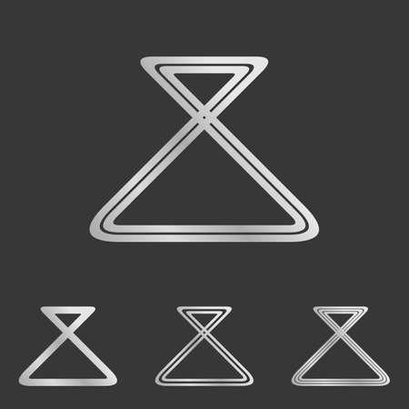 bucle: L�nea de plata dise�o conjunto de bucle