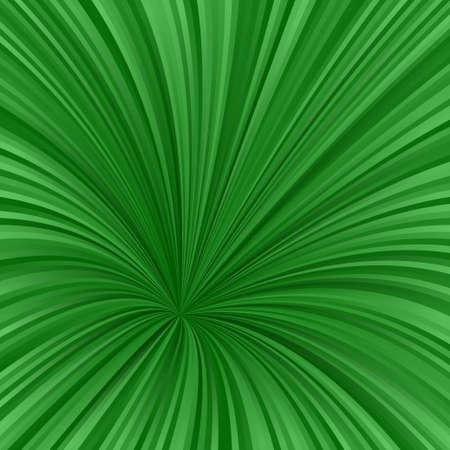 asymmetrical: Green color abstract asymmetrical vortex design background
