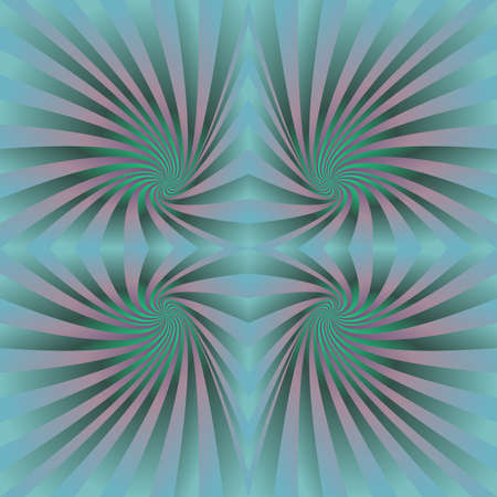 hypnotize: Seamless abstract colorful psychedelic spiral pattern background