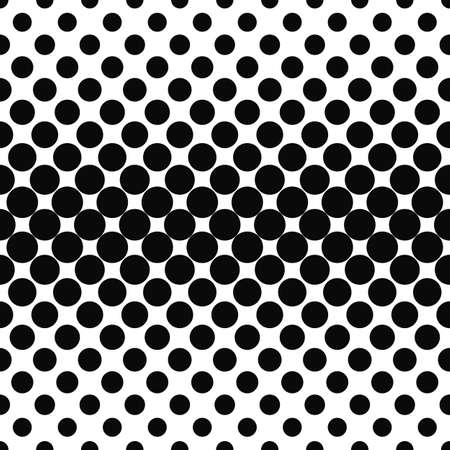 fleck: Repeating black and white dot pattern background