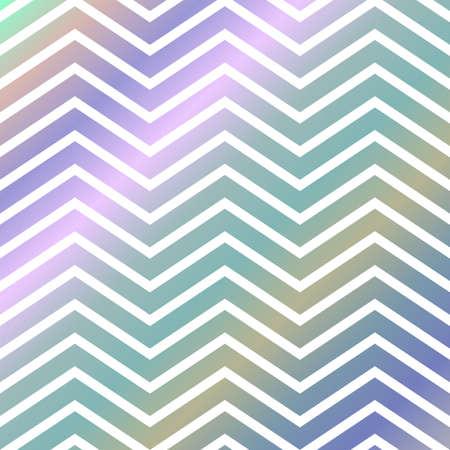 chevron pattern: Colorful shiny metallic chevron pattern background design