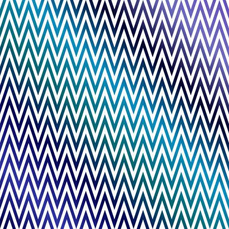 chevron pattern: Blue gradient colorful chevron pattern background design Illustration