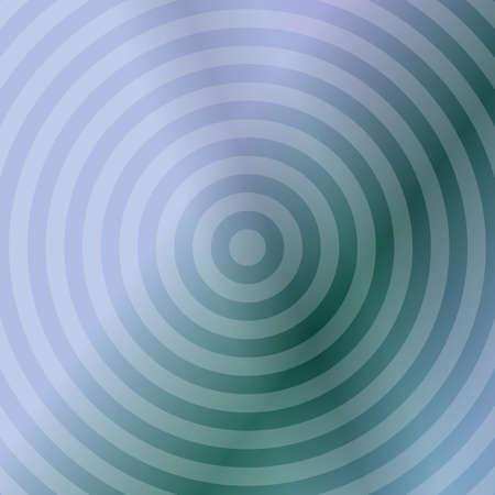 circulos concentricos: dise�o azul de fondo met�lico de plata con c�rculos conc�ntricos