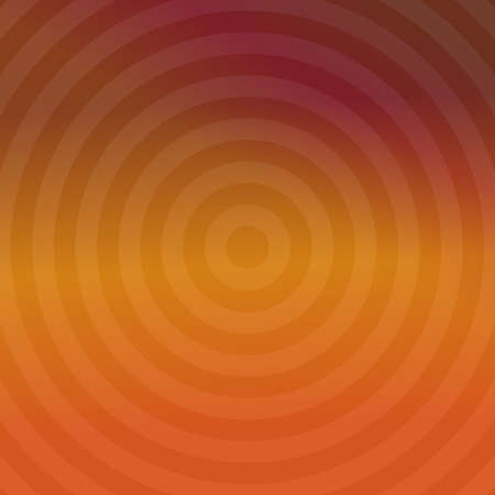 concentric: Golden metallic background design with concentric circles