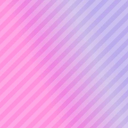 morado: Rosa claro y el gradiente metálico púrpura raya angular patrón de fondo Vectores