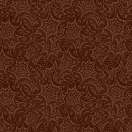 dark brown: Dark brown seamless asymmetric star pattern background