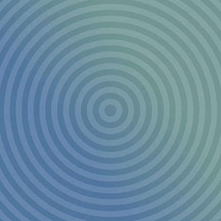 circulos concentricos: Dise�o azul del fondo de la pendiente con c�rculos conc�ntricos