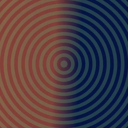 circulos concentricos: Oscuro dise�o Fondo met�lico con los c�rculos conc�ntricos