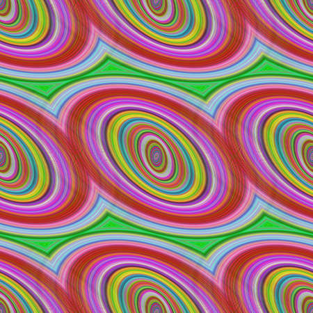 ellipse: Computer generated colorful seamless ellipse pattern background