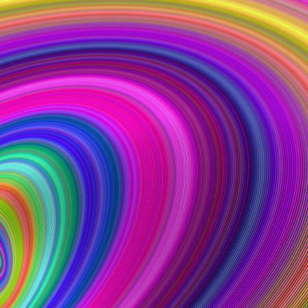 eliptica: Colorful elliptical abstract computer generated art background