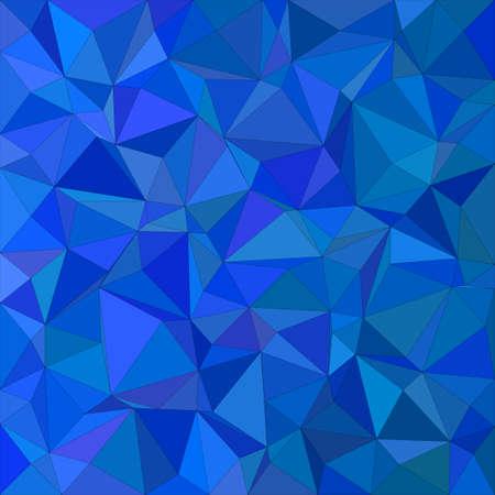 light backround: Blue irregular triangle mosaic  background design