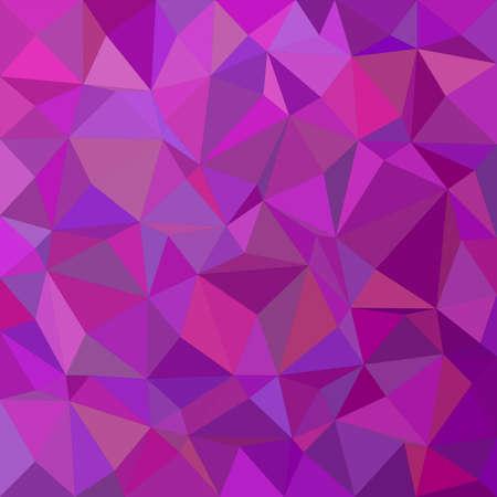 irregular: Purple irregular triangle mosaic background design