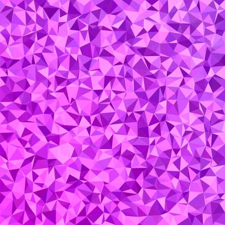 irregular: Pink irregular triangle mosaic background design