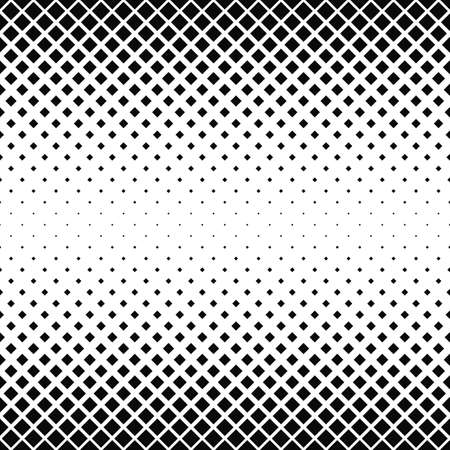 square pattern: Seamless black and white square pattern background Illustration
