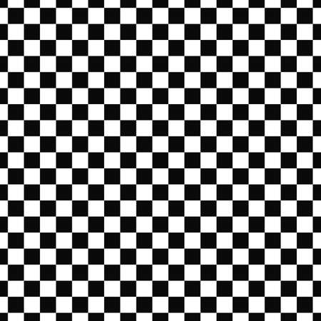 Repeat monochromatic checkered square pattern background
