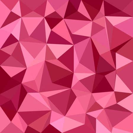 irregular: Color irregular triangle mosaic vector background design