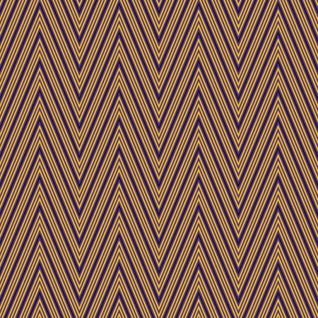 chevron pattern: Abstract retro chevron pattern vector background design Illustration
