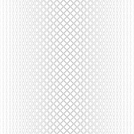 rounded: Repeating black and white abstract rounded square pattern background