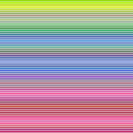 horizontal line: Abstract multicolored horizontal line pattern vector background design Illustration