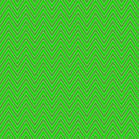 chevron pattern: Green abstract horizontal chevron pattern vector background design