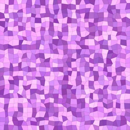 irregular: Purple color irregular rectangle mosaic vector background
