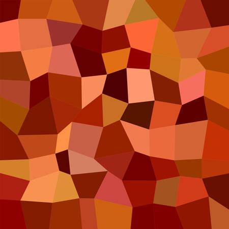 rectangle: Dark color irregular rectangle mosaic vector background Illustration