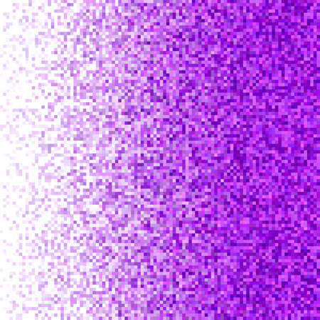diffuse: Purple diffuse square mosaic vector background design