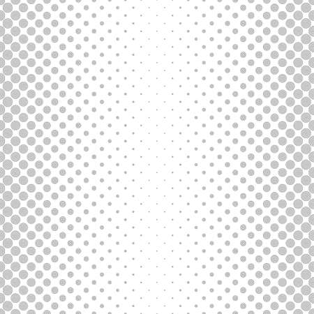 bleb: Repeat monochromatic vector circle pattern design background