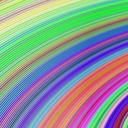 computer art: Colorful abstract computer generated art background design