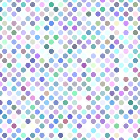 polka dot pattern: Colorful abstract polka dot pattern background design