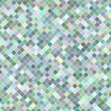 Colorful square pattern background design - vector illustration