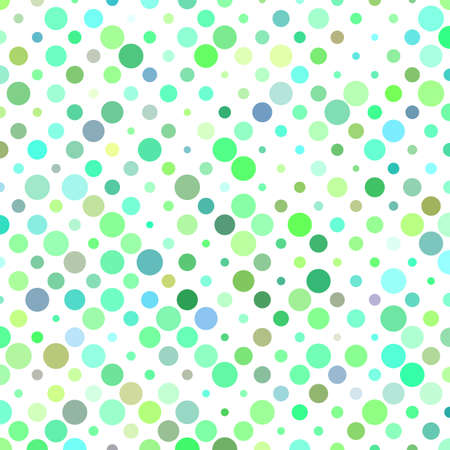 fleck: Color abstract circle pattern background design - vector illustration