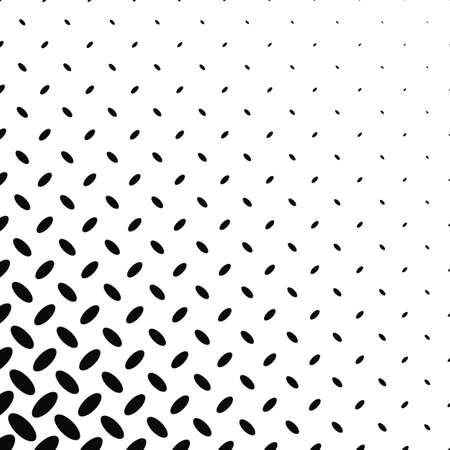 elipse: blanco y negro elipse diagonal del fondo del modelo