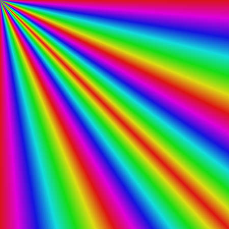 Gradient abstract sun light refraction background design