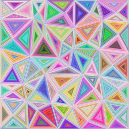 splinter: Multicolor triangle mosaic tile background design