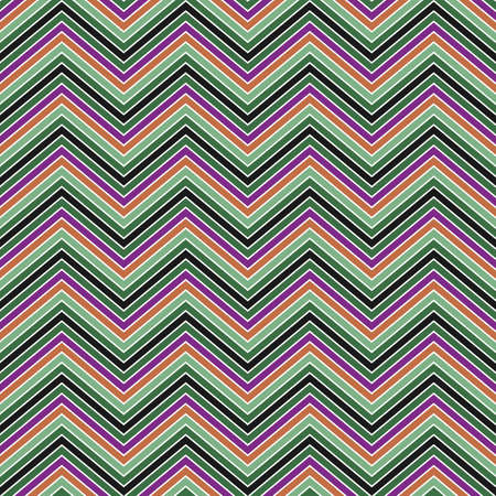 zig: Colorful abstract zig zag stripe pattern background design