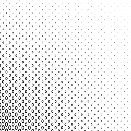 ellipse: Abstract monochrome geometric ellipse ring pattern background design