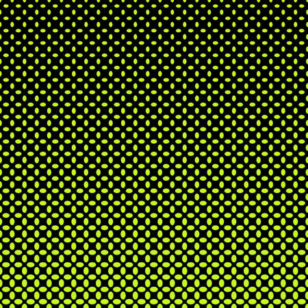 light backround: Ellipse pattern halftone background Illustration