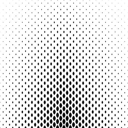 Black and white vertical curved shape pattern Illustration