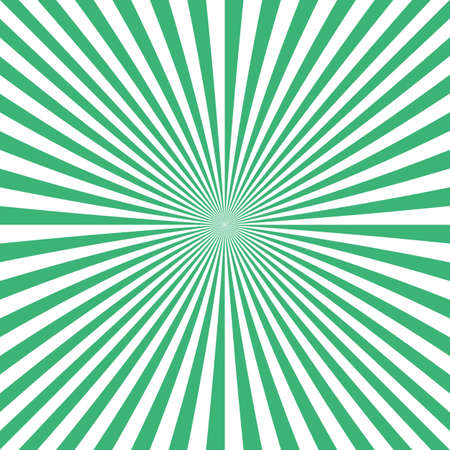 Abstract sunburst background from radial stripes