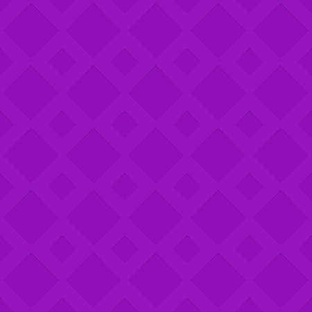 Naadloze de textuurachtergrond van het perforatie diagonale vierkante patroon - ruimtelijke geometrische vectorillustratie
