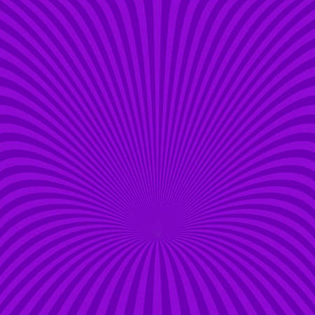 Abstract radial ray burst background - vector design from striped rays