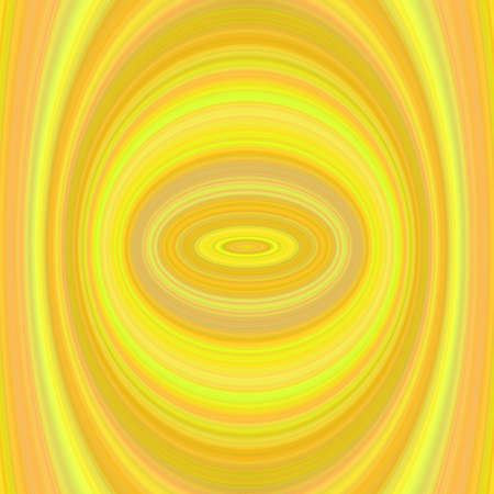 Psychedelic ellipse background - vector design from thin concentric stripes