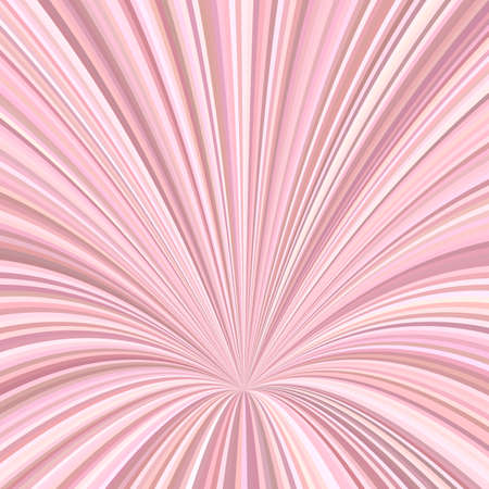 Abstract 3d hole background - vector graphic from swirling rays