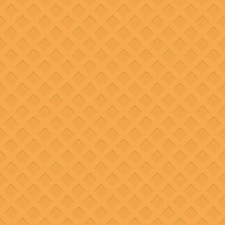Seamless perforated square pattern texture background - 3d vector graphic design with shadow effect