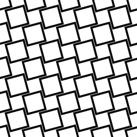 Abstract Black And White Angular Square Pattern Royalty Free New Angular Pattern